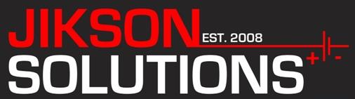 Jikson logo black