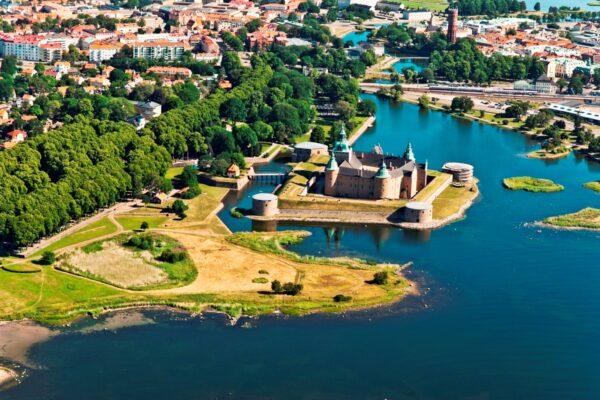 Bo på Slottshotellet i Kalmar