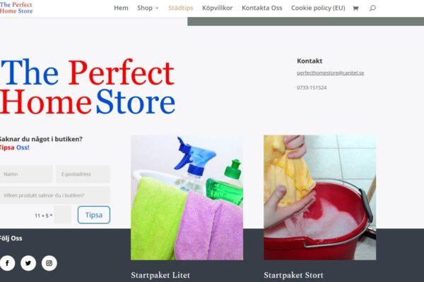 Canitel startar e-handel inom städutrustning och rengöringsmedel